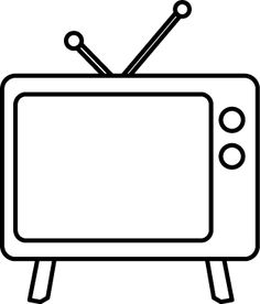 Tv outline. Television free download best