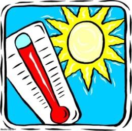 260x257 104 Temperature Clip Art Cliparts