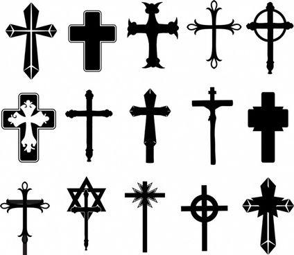 424x368 Cross Symbols Tattoo Cross Symbol, Symbols And Tattoo