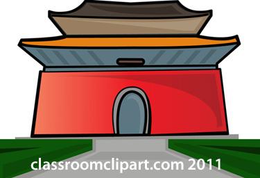 375x256 Temple Clip Art Free Clipart Panda