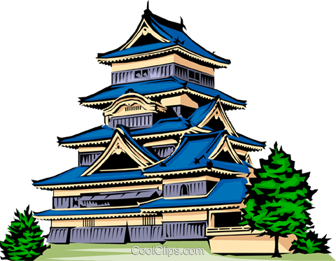 480x373 Temple Clipart Japanese Temple