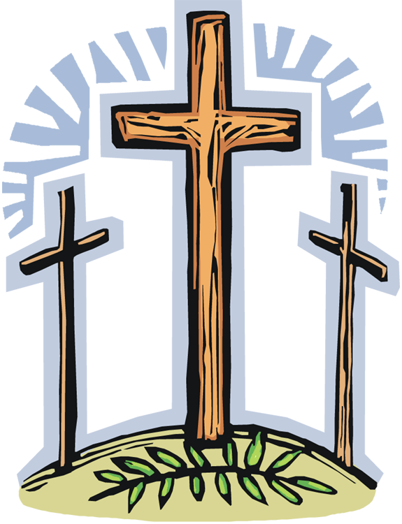 575x750 Catholic Good Friday Service Clip Art Cliparts