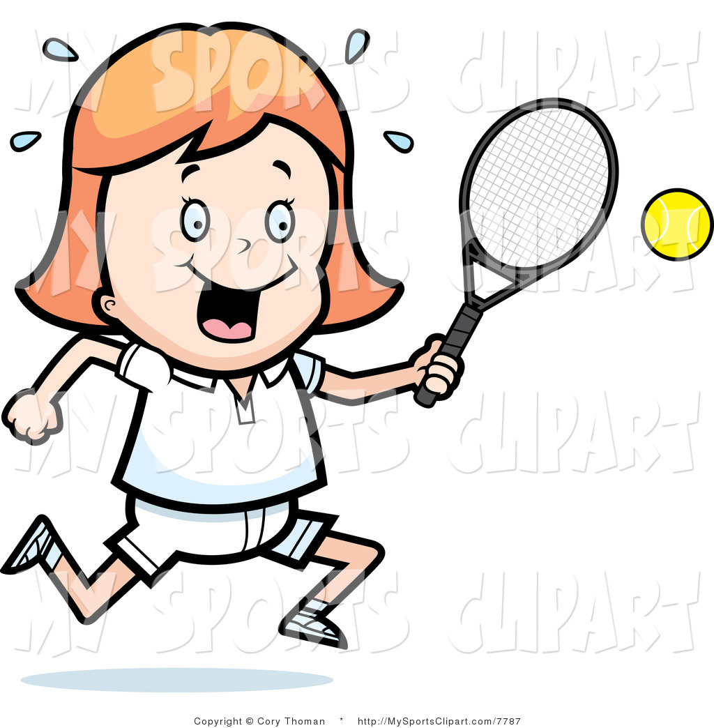 1024x1044 Tennis Sports Clipart