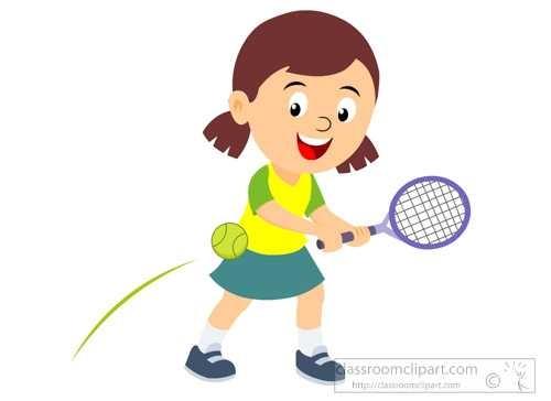 500x364 Tennis Clipart 101 Clip Art On Tennis Clipart