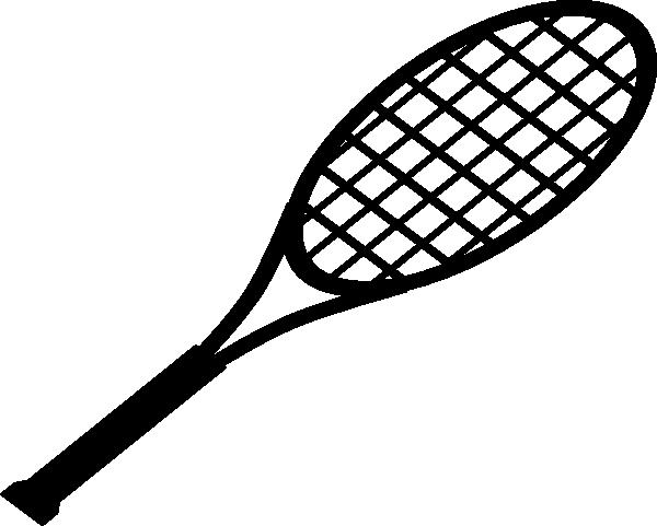 600x481 Racquet For Serve Clip Art