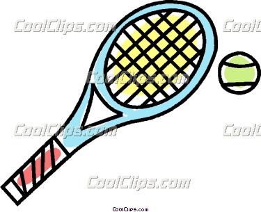 375x305 Tennis Ball Clipart Tennis Racket