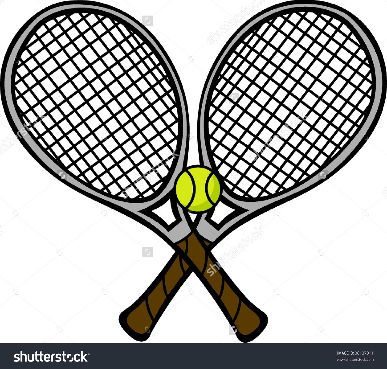 1500x1429 Tennis Racket Clip Art Amp Tennis Racket Clipart Images