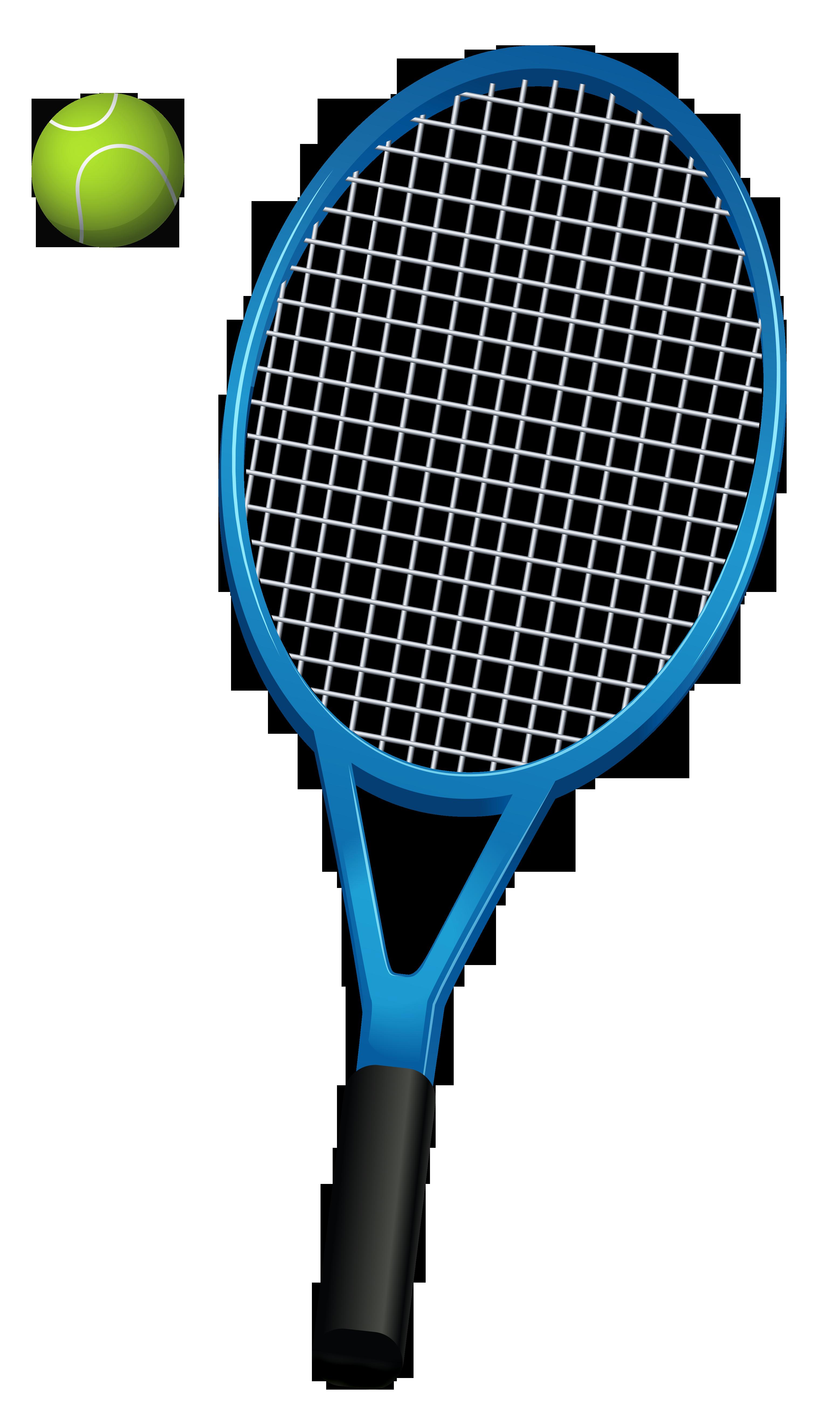 3116x5290 Tennis Racket Clipart Many Interesting Cliparts