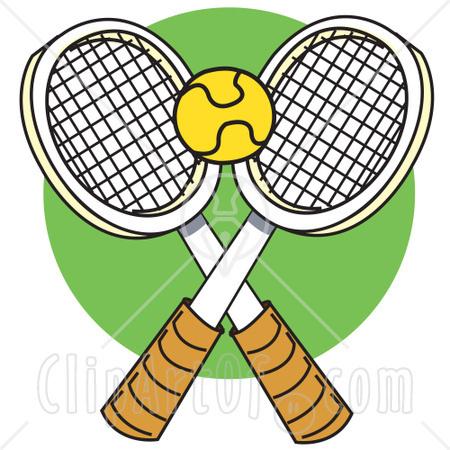 450x450 Ball Clipart Tennis Racket