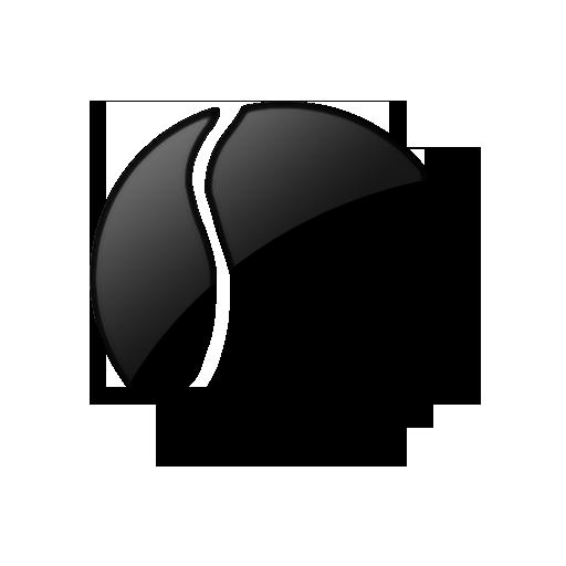 512x512 Tennis Ball Icon