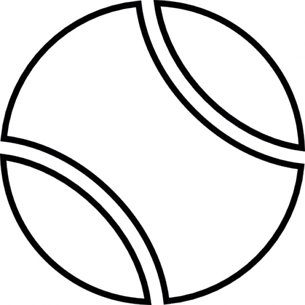 626x626 Tennis Ball Icons Free Download