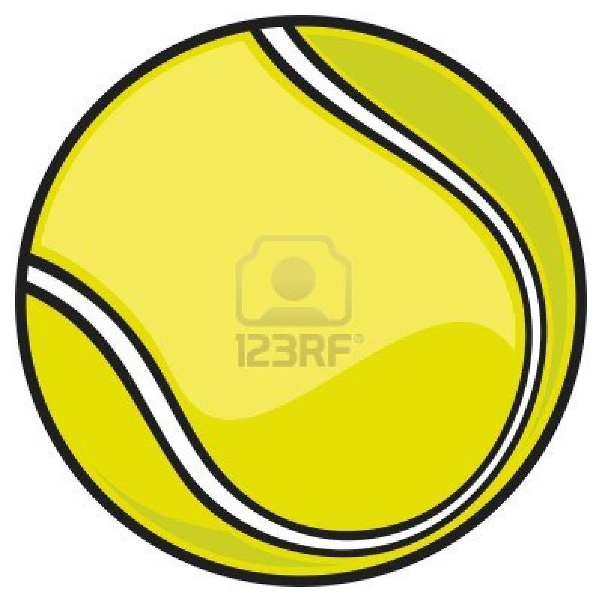 1200x1200 Ball Clipart Tennis Ball
