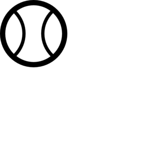 294x298 White Ball Cliparts