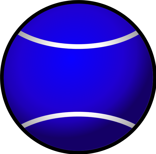 600x595 Tennis Ball Clip Art Vector Free