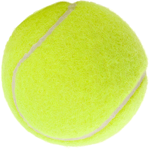 512x514 Tennis Ball Free To Use Clipart