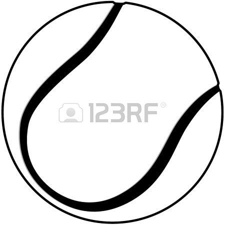 450x450 Clip Art Tennis Ball, Free Clip Art Tennis Ball