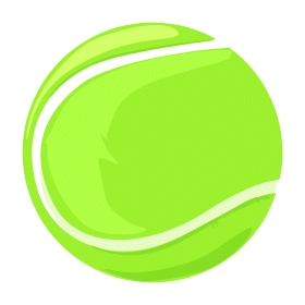 280x280 Tennis Ball Clip Art Many Interesting Cliparts