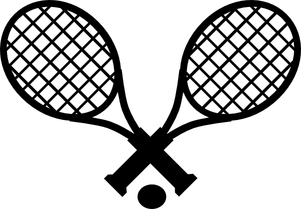 600x418 Tennis Ball Tennis Racket And Ball Clipart Kid 3