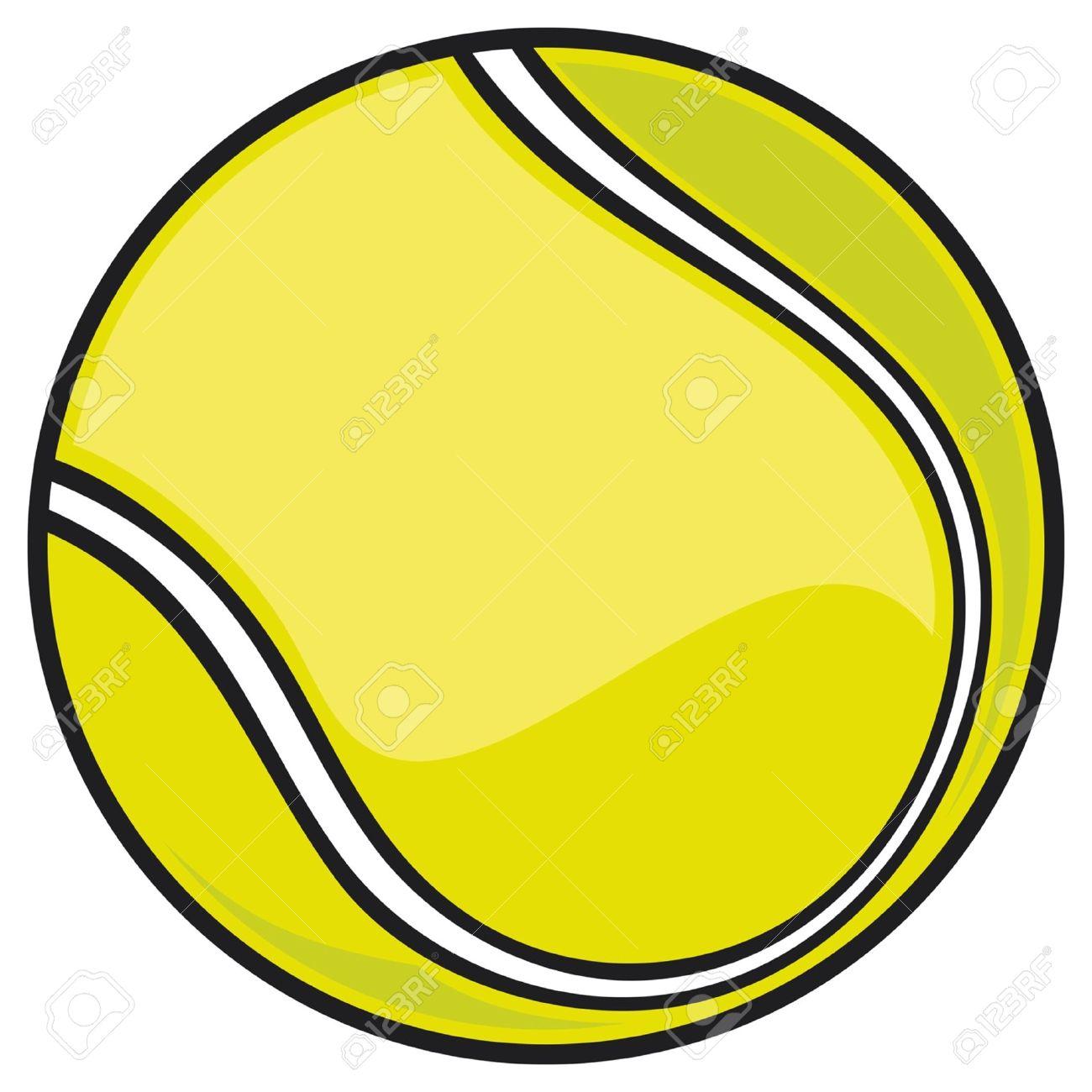 1300x1300 Tennis Ball Clipart Purple