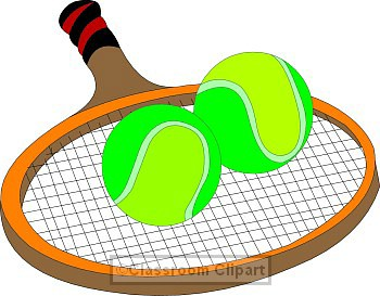 350x273 Tennis clip art pictures free clipart images