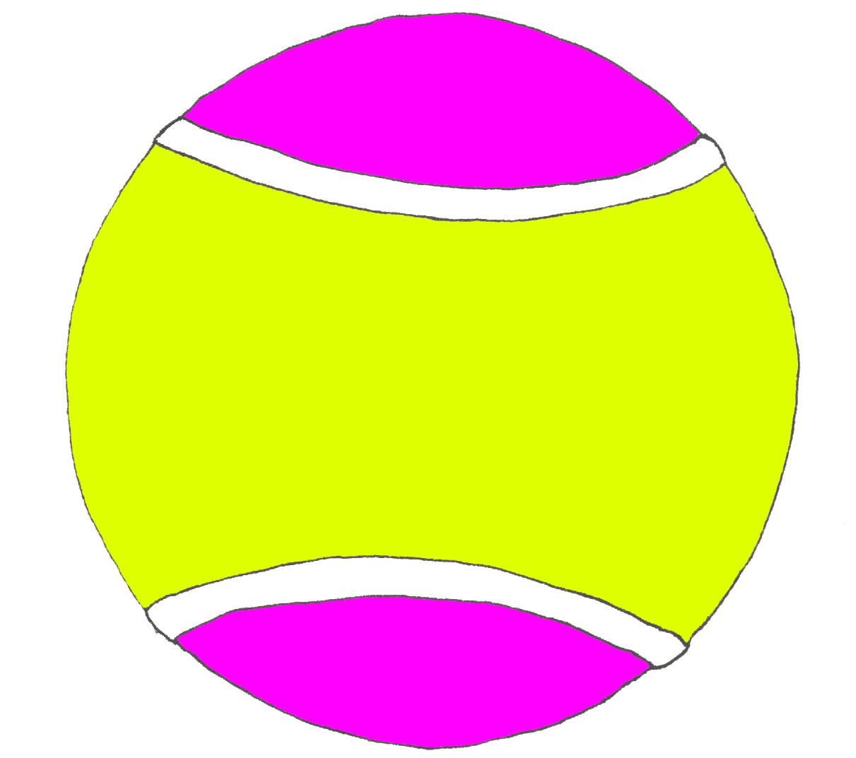 1211x1073 Tennis Ball Clipart Free Images 3