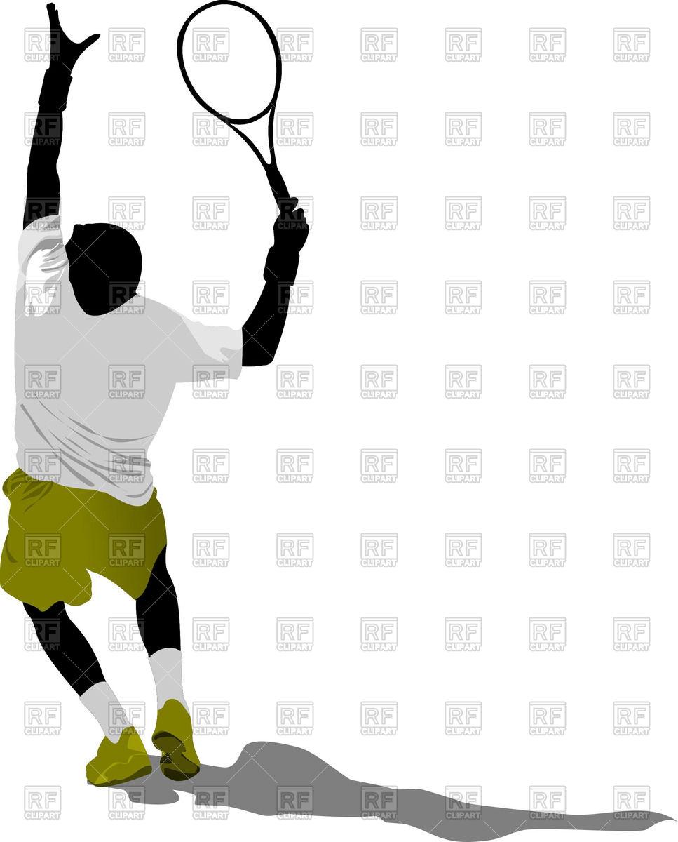 967x1200 Tennis Player