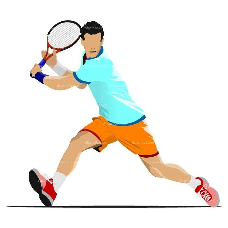 Sports tennis. Clipart images free download