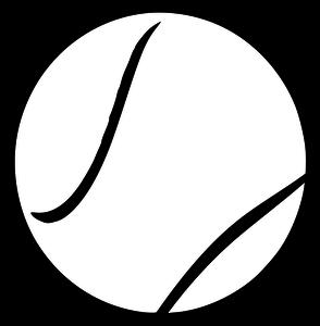 Tennis Court Clipart