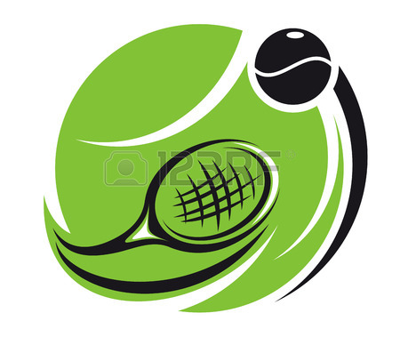 Tennis Courts Clipart