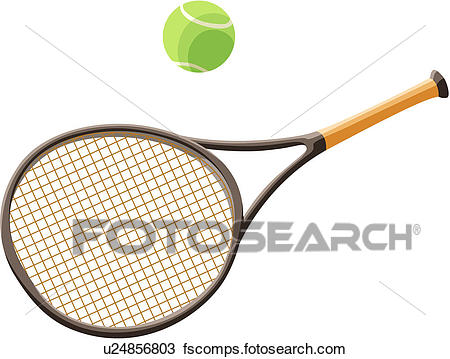 Tennis Racket And Ball Clipart Free Download Best Tennis Racket