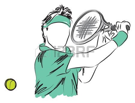 Tennis Racquets Clipart