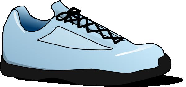600x282 Shoe 5 Clip Art