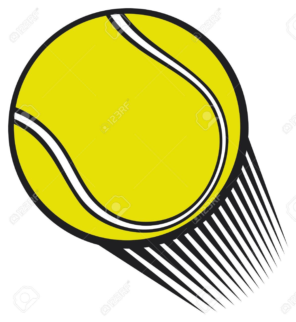 1195x1300 Tennis Ball Royalty Free Cliparts, Vectors, And Stock Illustration