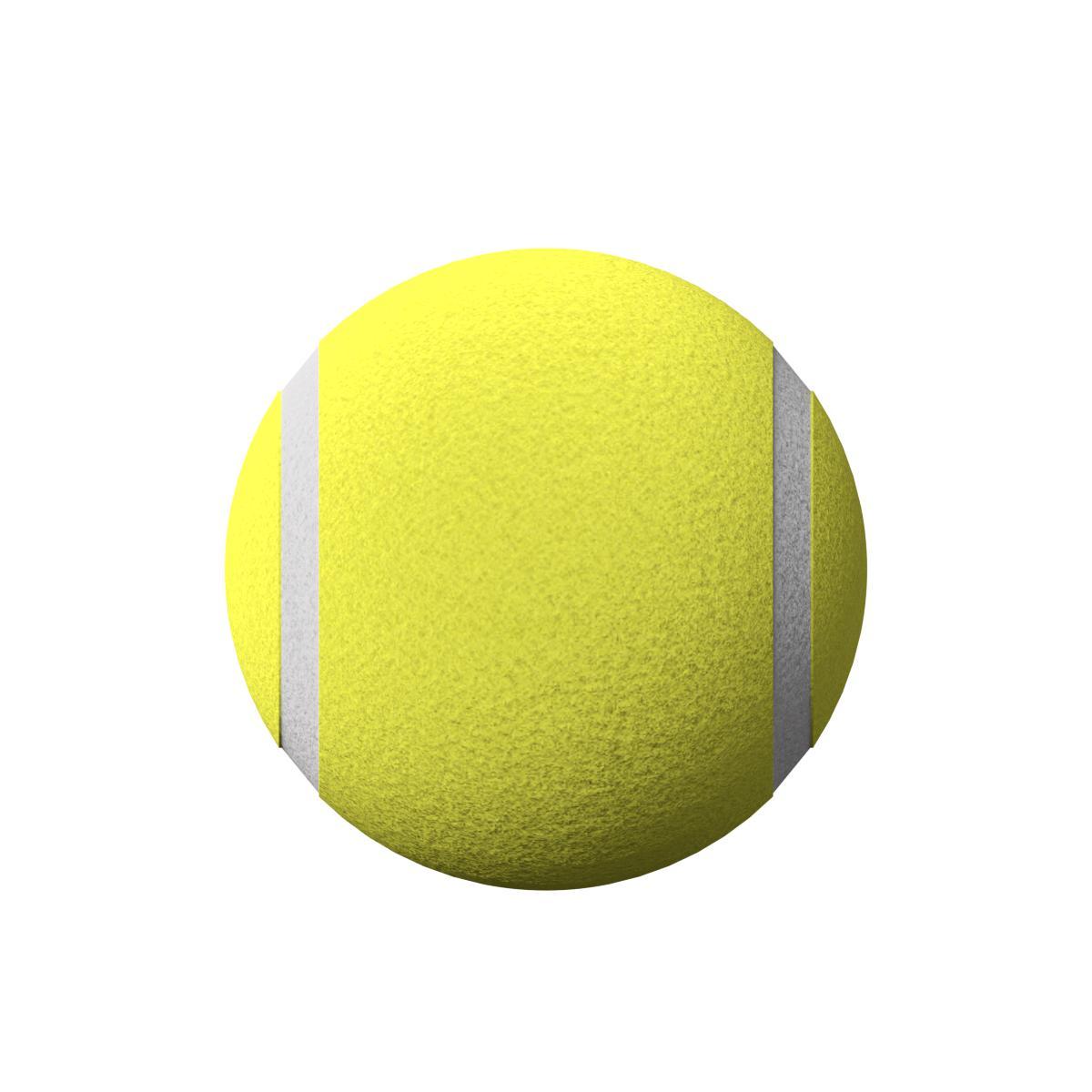 1200x1200 Tennis Ball By Francescomilanese 3docean
