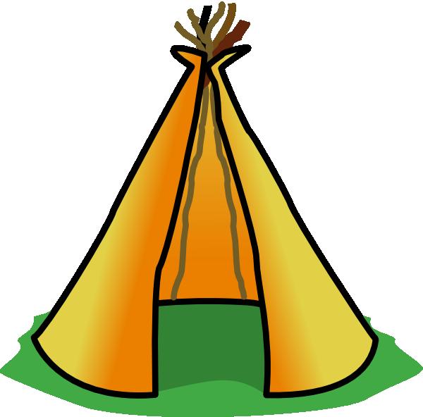 600x592 Tent 1 Clip Art