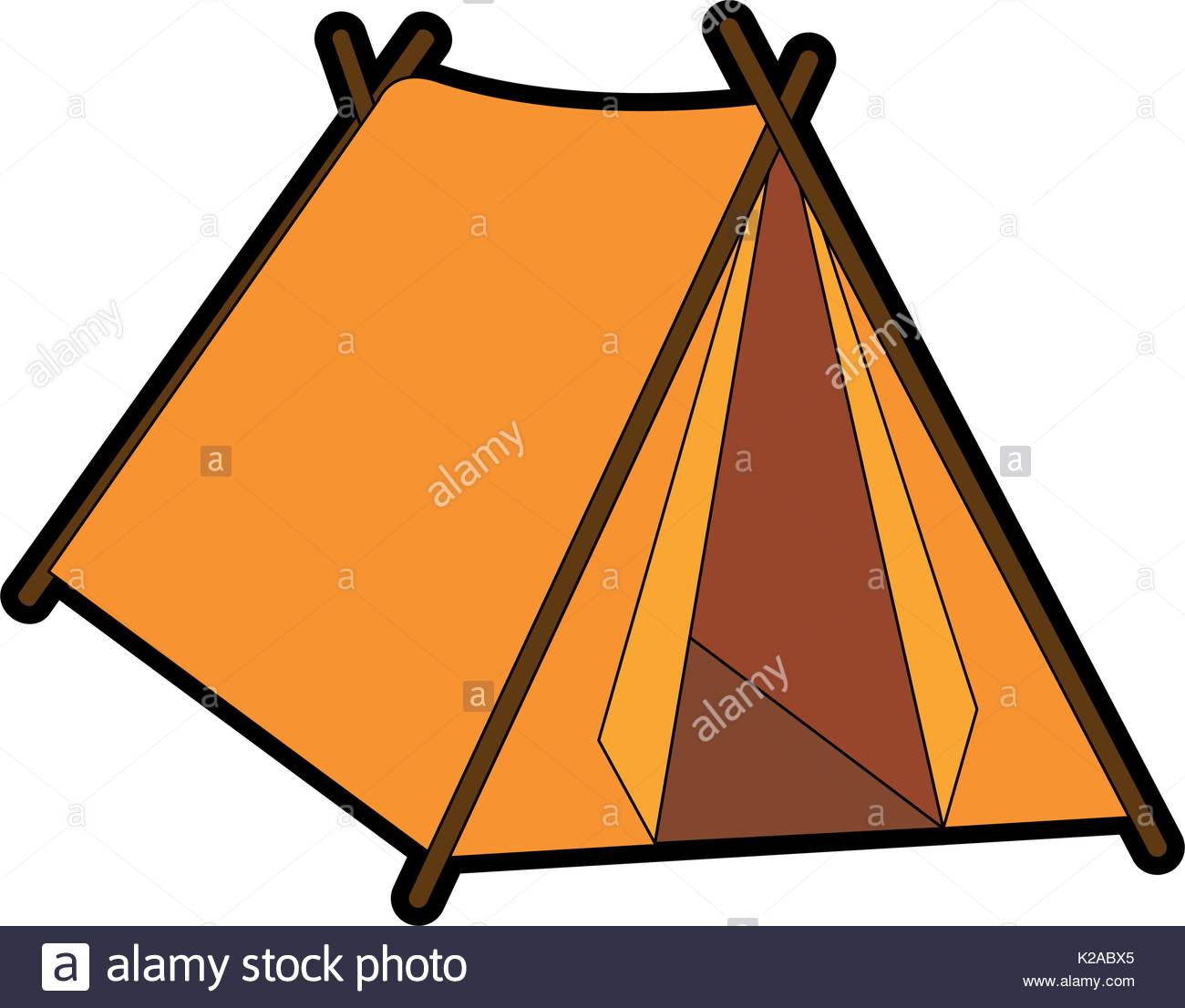 1300x1106 Shelter Tent Icon Stock Vector Art Amp Illustration, Vector Image