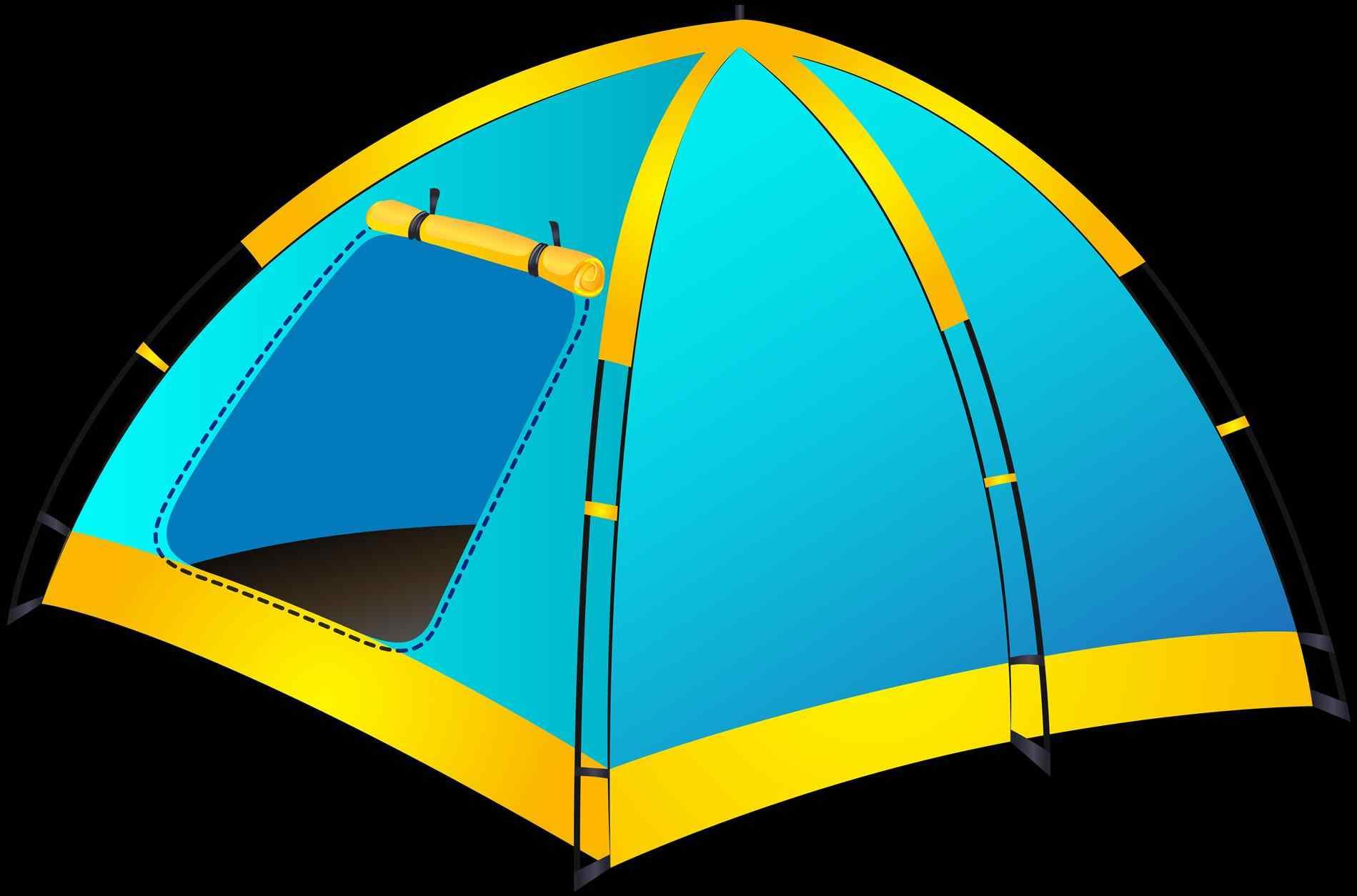1899x1254 Tents Clipart