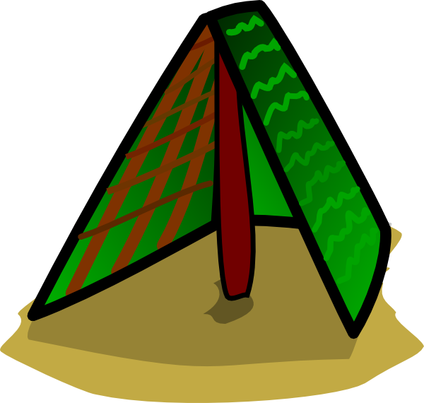 600x570 Free To Use Amp Public Domain Camping Tent Clip Art