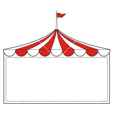 380x400 Circus Tent Clipart Many Interesting Cliparts