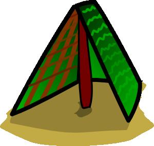 300x285 Tent Clip Art