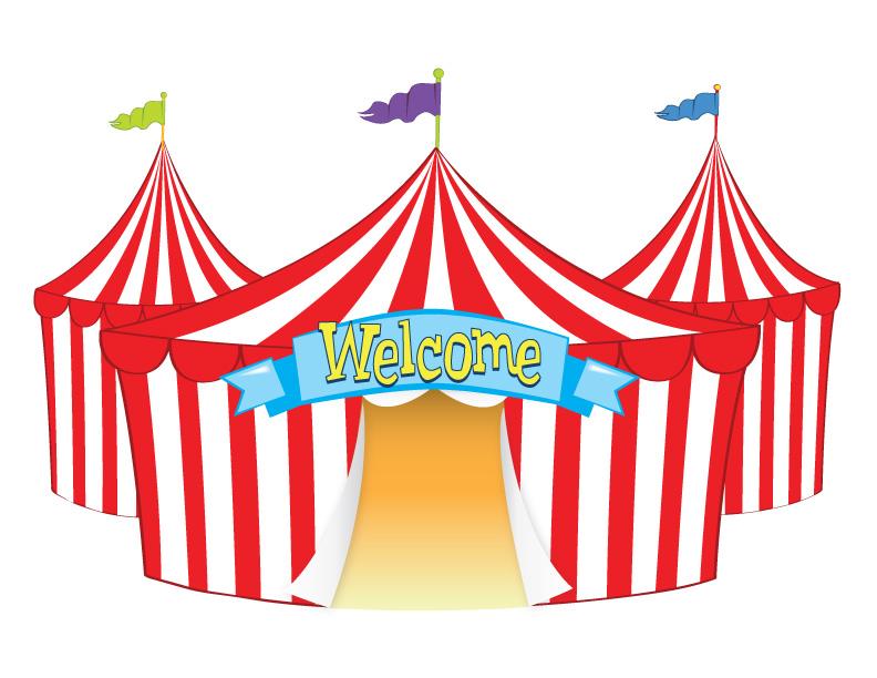 792x612 Fair Tent Clipart Welcome Tent Funfair Tents