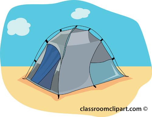 500x386 Tent Clipart Camping Tent