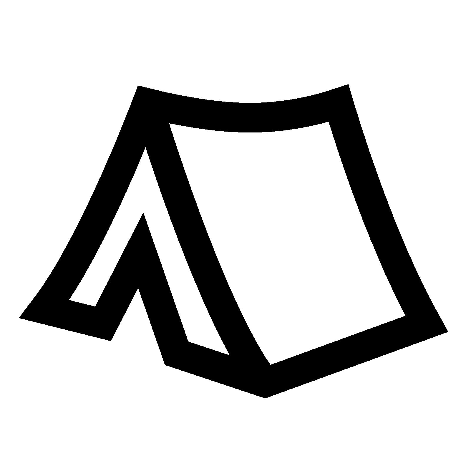1600x1600 Tent Clipart Symbol