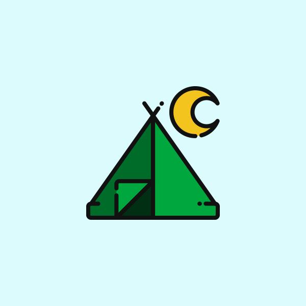 600x600 Tent Icon Christy Kintzel