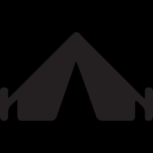512x512 Tent Icons