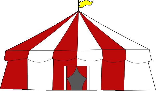 600x351 Big Top Tent Clip Art