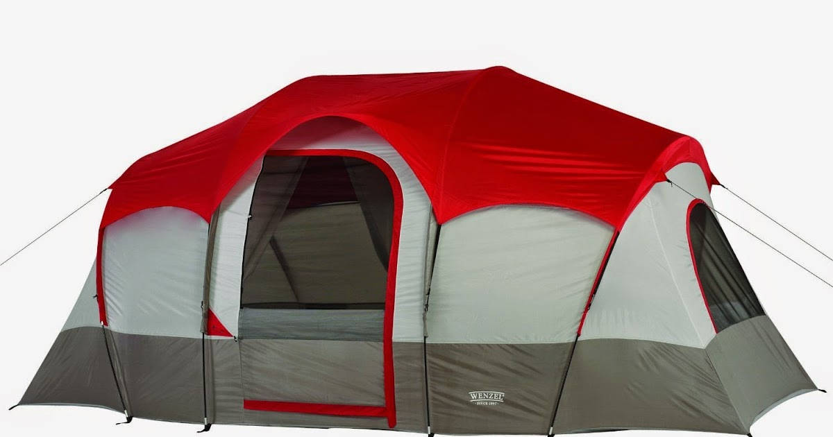 1200x630 Wenzel Blue Ridge Tent