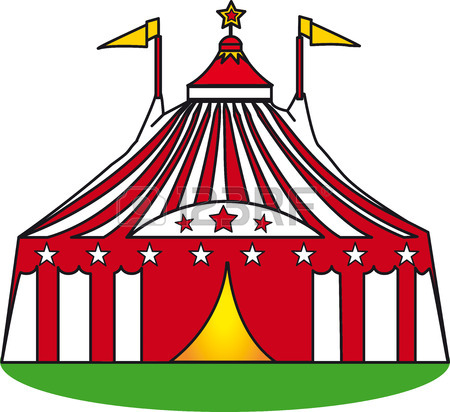 450x412 7,540 Circus Tent Stock Vector Illustration And Royalty Free