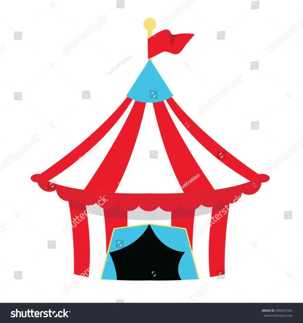 1185x1264 Circus Tents Clipart