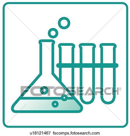 450x470 Clip Art Of Test Tube, Icons, Glass Tubes, Glass Tube, Erlenmeyer